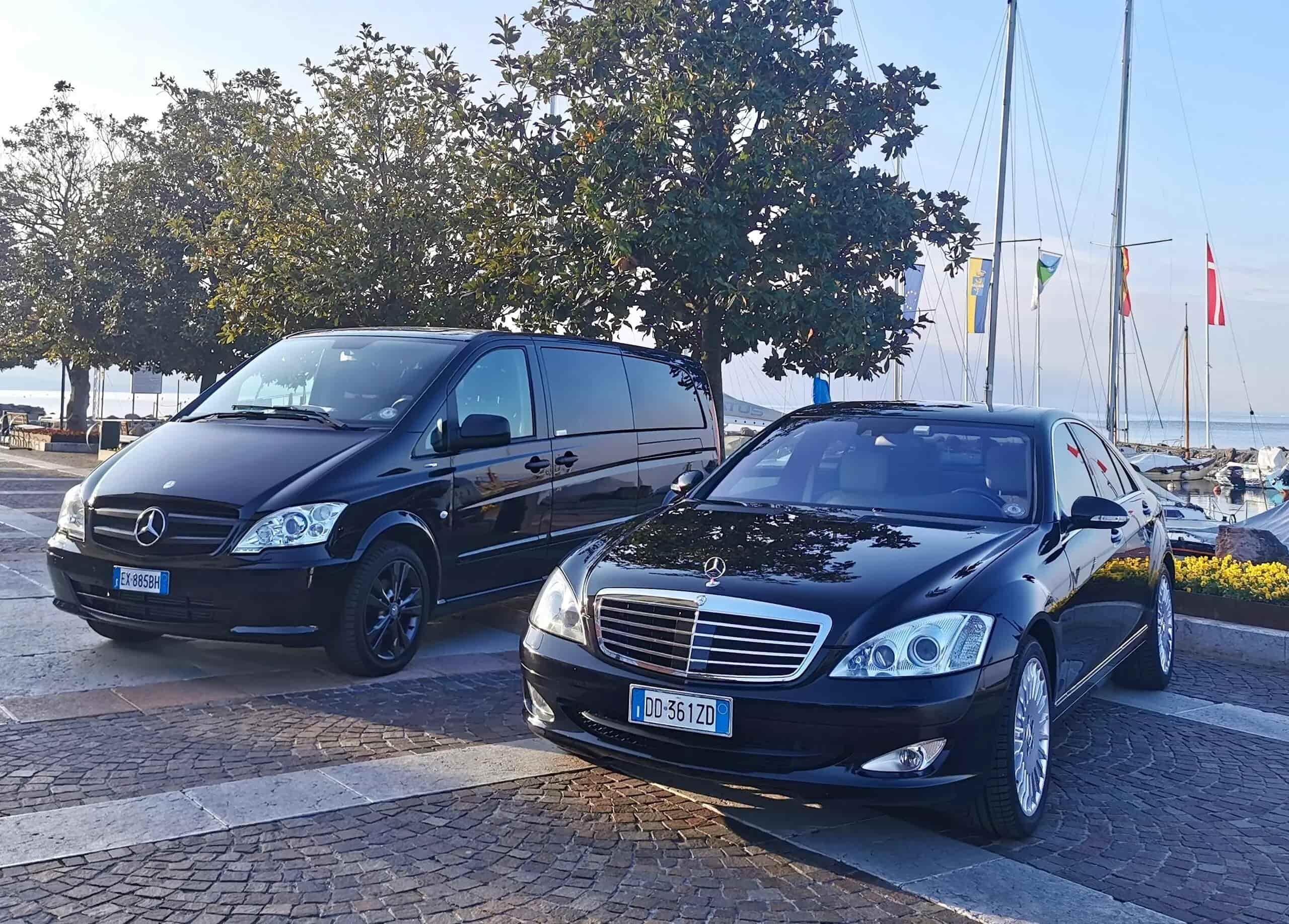 Car Service in lake Garda